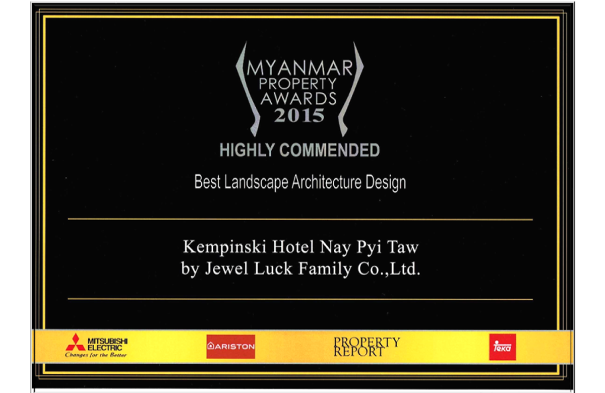 Myanmar Property Awards-2015