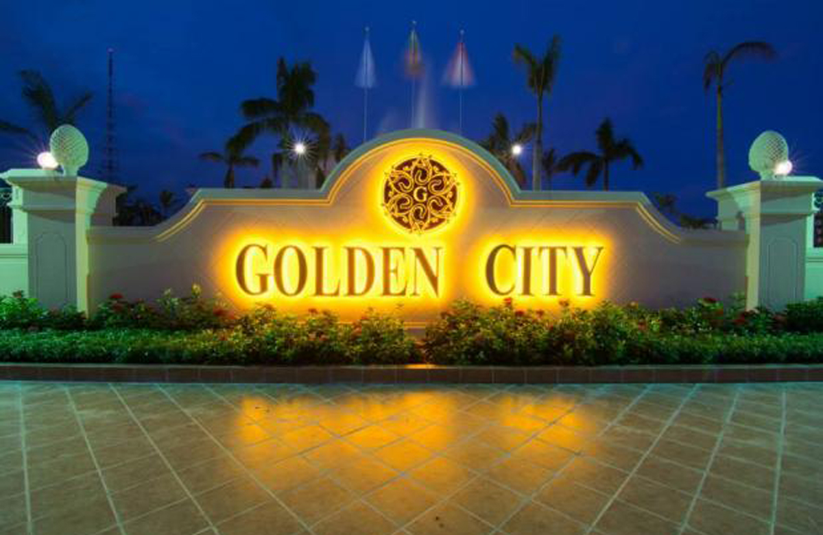 Golden City Project Yankin Jewellery Luck Group Of